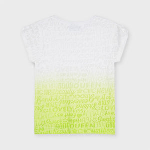 Lime Ombre T-shirt - 3017