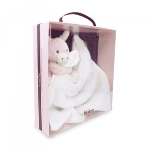 RÉGLISS' MY FIRST HUG DOUDOU PINK