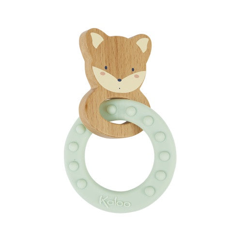 My Fox Teething Ring