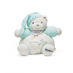 Petite Etoile - Small Chubby Turquoise Bear