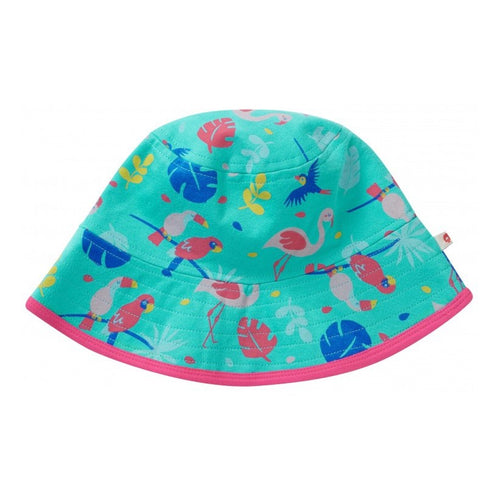 Girls Reversible Sun Hat