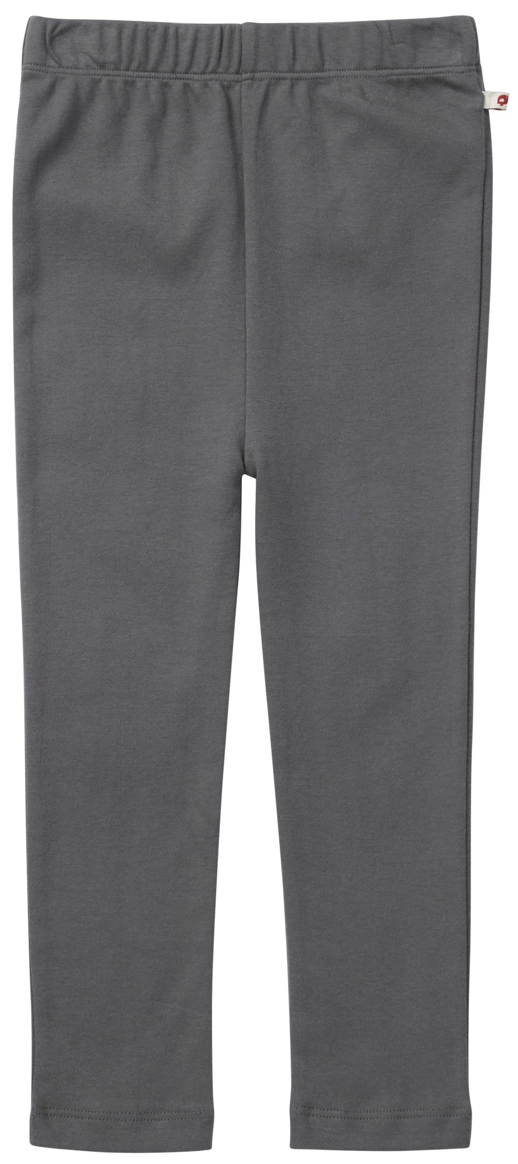 Charcoal Grey Cotton Leggings