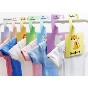 Wardrobe Dividers - Safari Animals