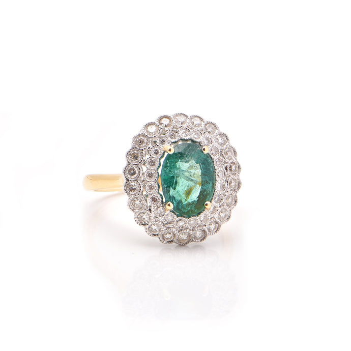 Emerald Ring No. 1