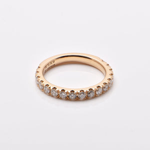 Wedding Ring No. 1 (Yellow Gold)
