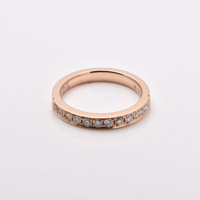 Wedding Ring No. 2 (Rose Gold)