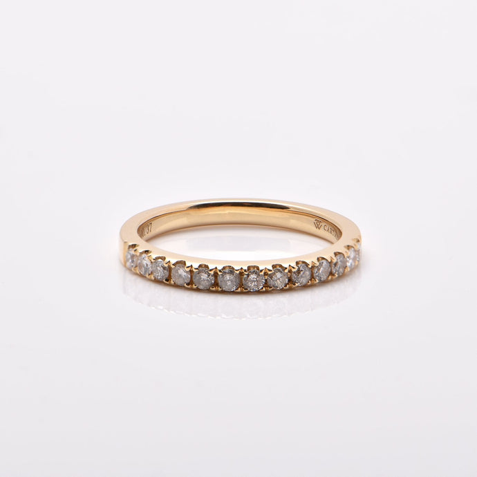 Wedding Ring No. 4 (Yellow Gold)