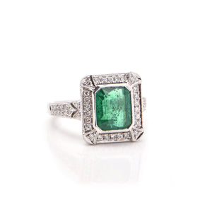 Emerald Ring No. 5