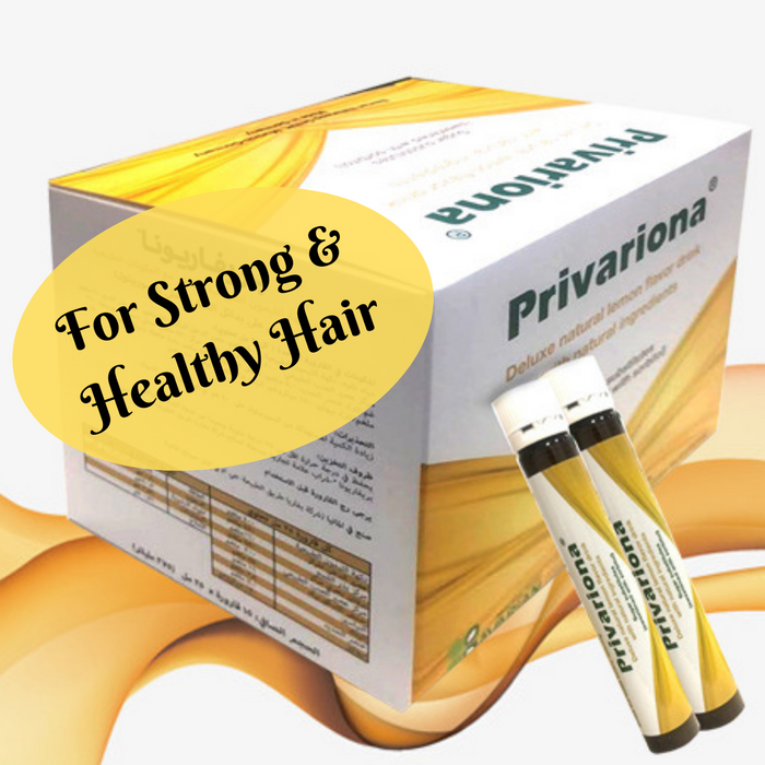Privariona Syrup - For Strong Hair
