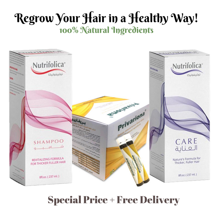 Complete Hair Treatment for Hair Loss