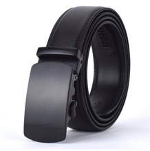 Strap black with automatic clasp