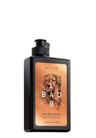 BAD LAB Lean Mean Machine - Body Sculpting Shower Gel