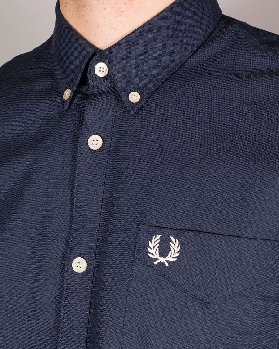 Fred Perry Phantom Classic Oxford Long Sleeved Shirt