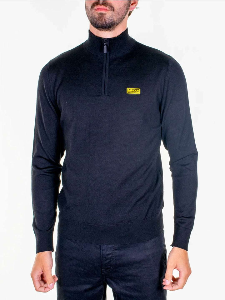 BARBOUR INTL. Absorb Half Zip Sweatshirt