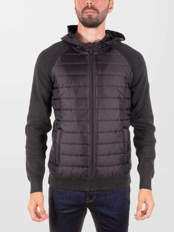 BARBOUR INTL. Albie Baffle Hooded Jacket
