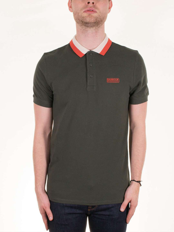 BARBOUR INTL. Ampere SS Polo - Revolver Menswear Bawtry