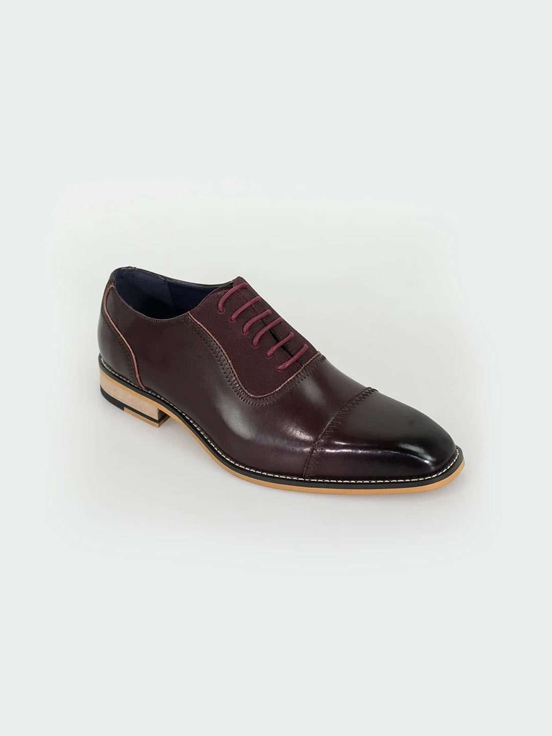 CAVANI Arkin Leather Brogue - Revolver Menswear Bawtry