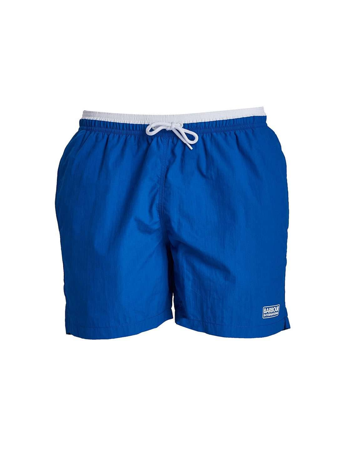 BARBOUR INTL. Edge Trim Swim Shorts - Revolver Menswear Bawtry