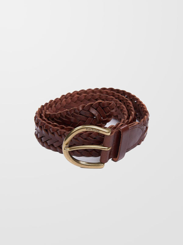 BARBOUR Chilton Leather Belt