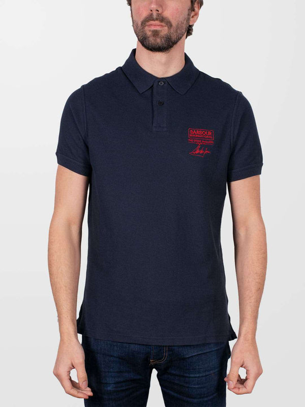 BARBOUR INTL. Steve McQueen™ Chad Polo