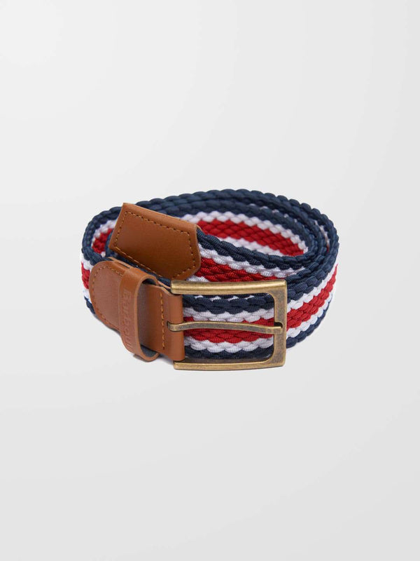 BARBOUR Striped Ford Belt