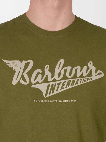 BARBOUR INTL. Steering T-Shirt