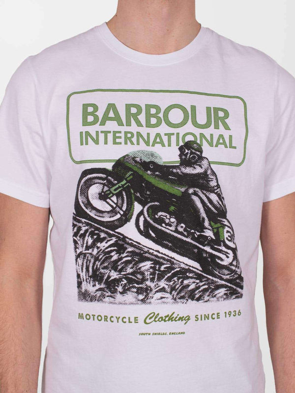 BARBOUR INTL. Arch Downforce T-Shirt
