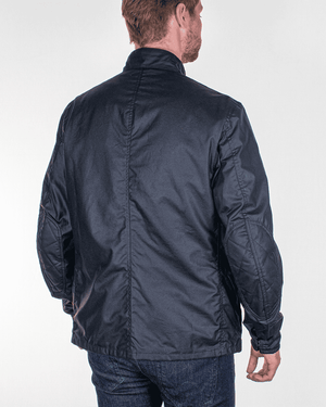 BARBOUR INTL. Leonards Wax Jacket