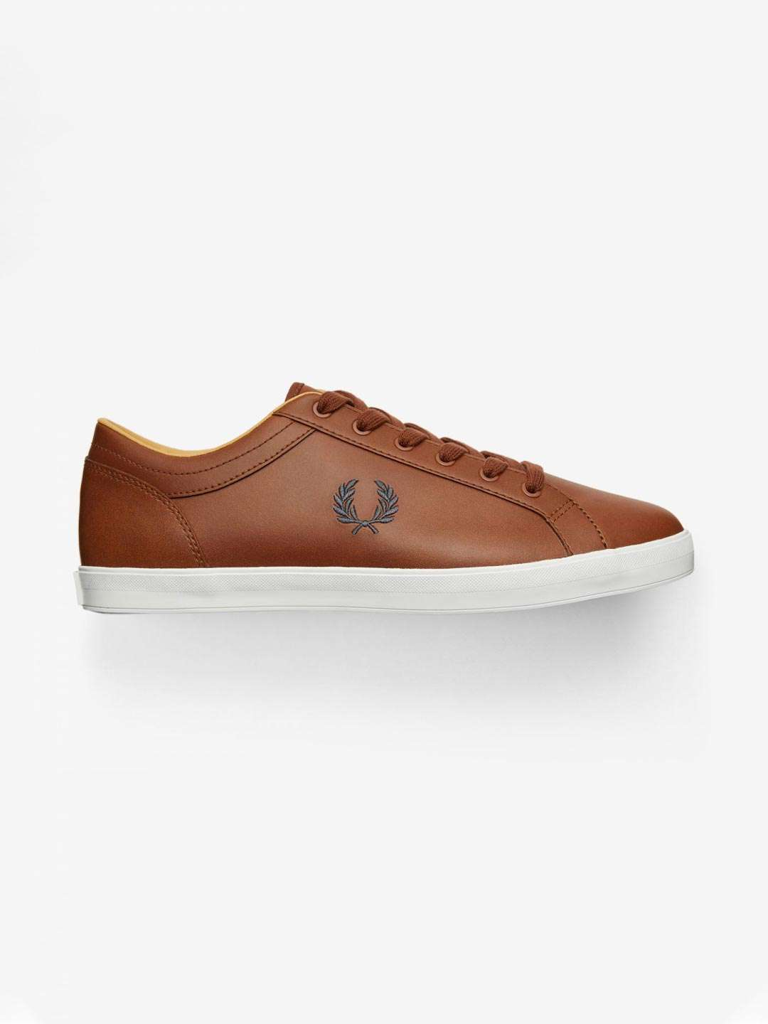 FRED PERRY Baseline Leather Trainer