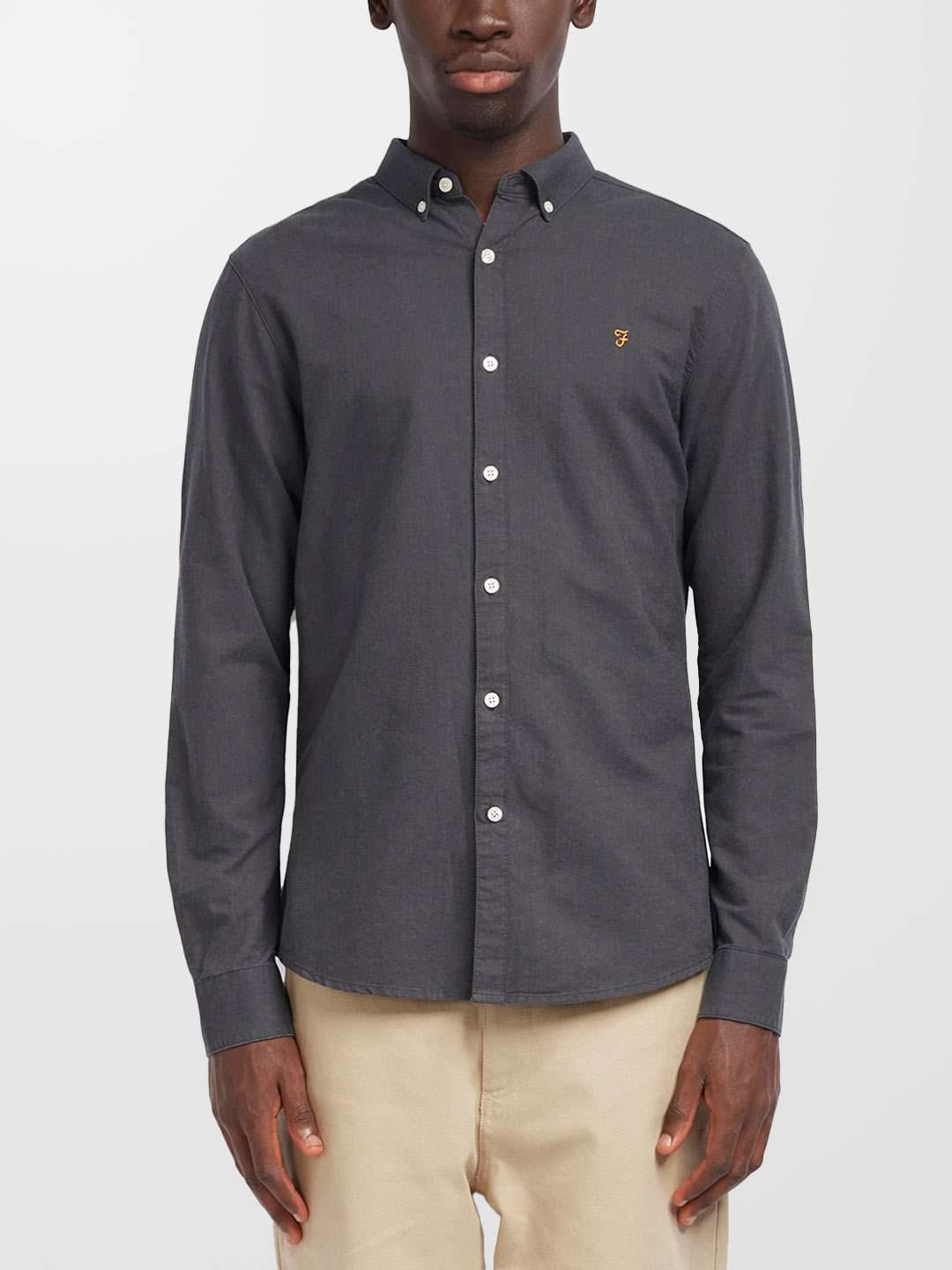 FARAH Brewer LS Shirt