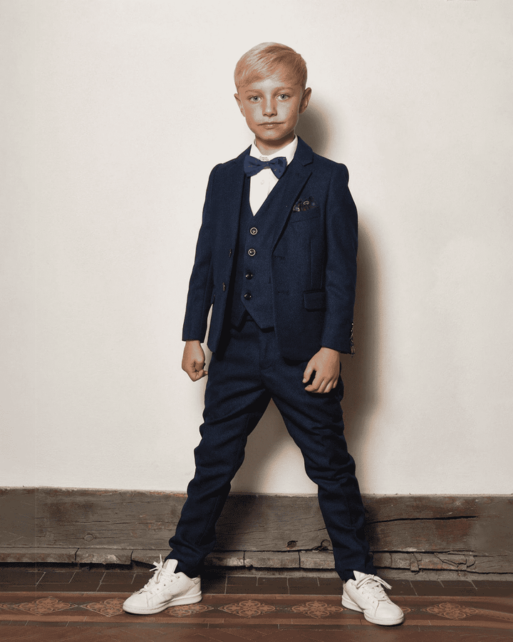 MARC DARCY Callum Kids 3 Piece Suit
