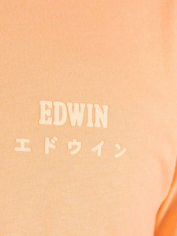 EDWIN Chest Logo Tee