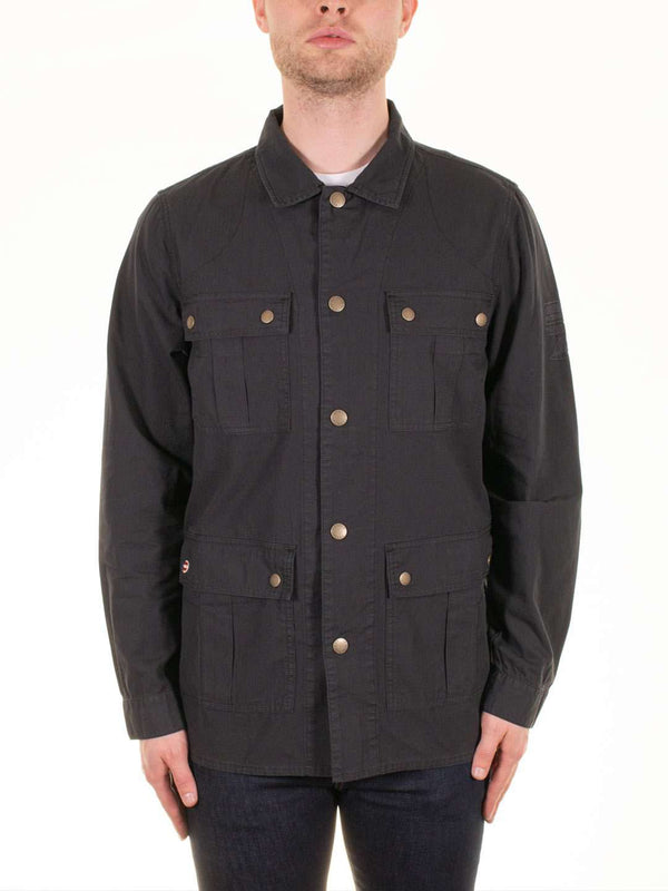 BARBOUR INTL. SMQ Chico Overshirt - Revolver Menswear Bawtry