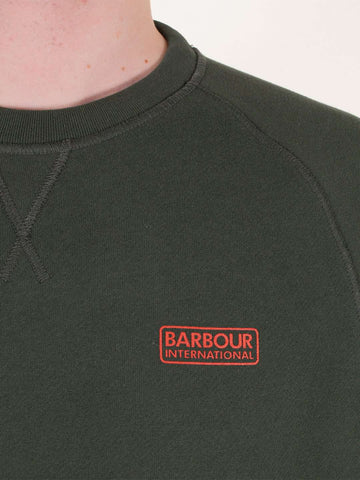 BARBOUR INTL. Crew Swearshirt - Revolver Menswear Bawtry
