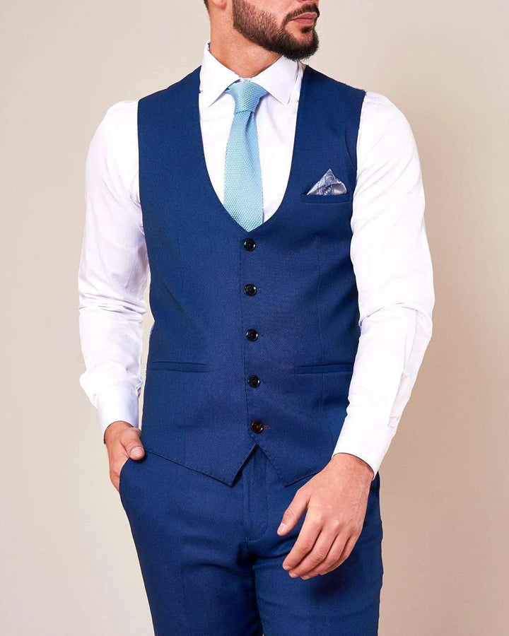 MARC DARCY Danny Single Breasted Waistcoat