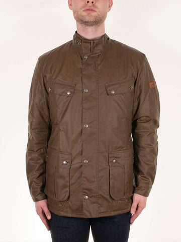 BARBOUR INTL. Duke Wax Jacket - Revolver Menswear Bawtry