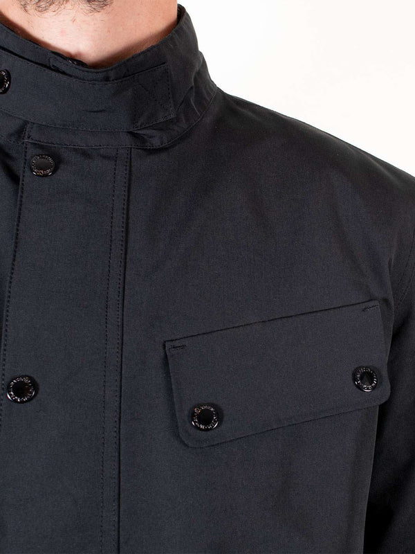 BARBOUR INTL. Waterproof Duke Jacket