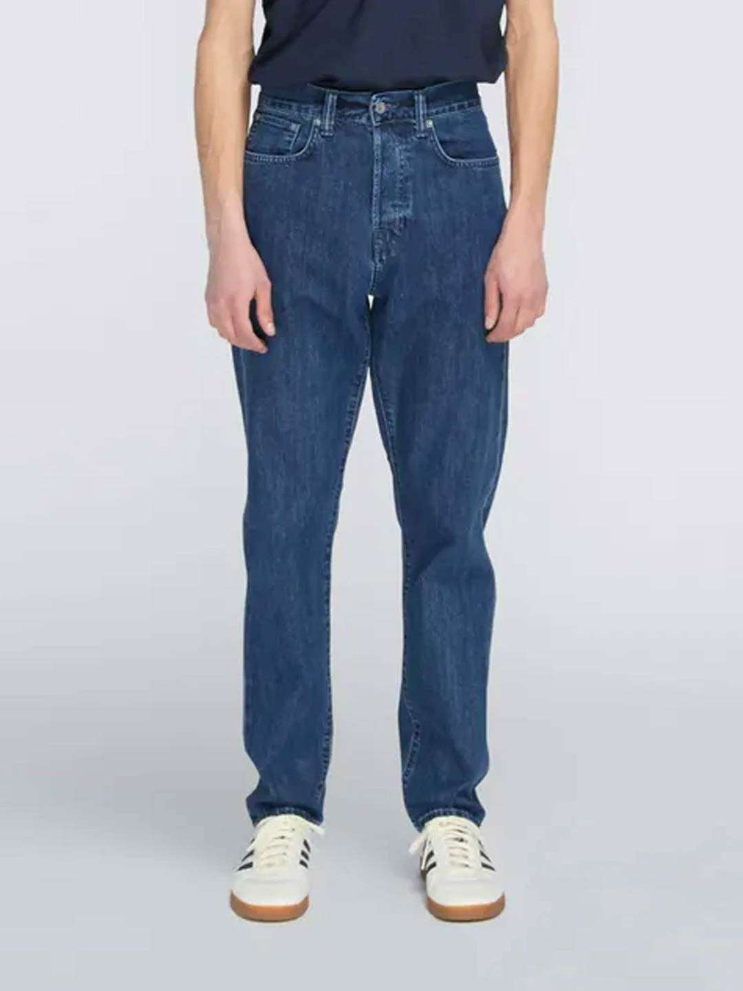 EDWIN ED-45 Loose Tapered Jeans - Revolver Menswear Bawtry