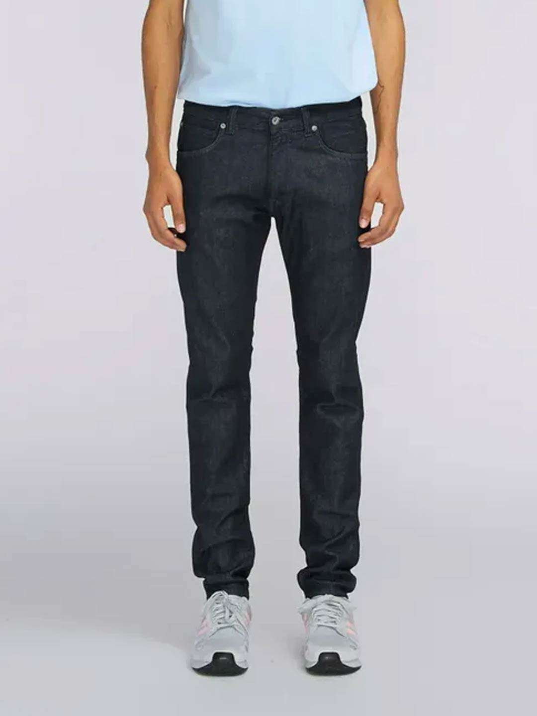 EDWIN ED-85 Red Listed Jeans - Revolver Menswear Bawtry