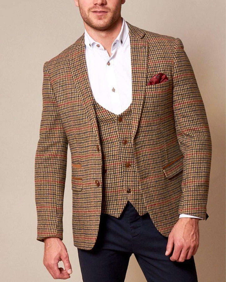 Marc Darcy Edward Tweed Blazer