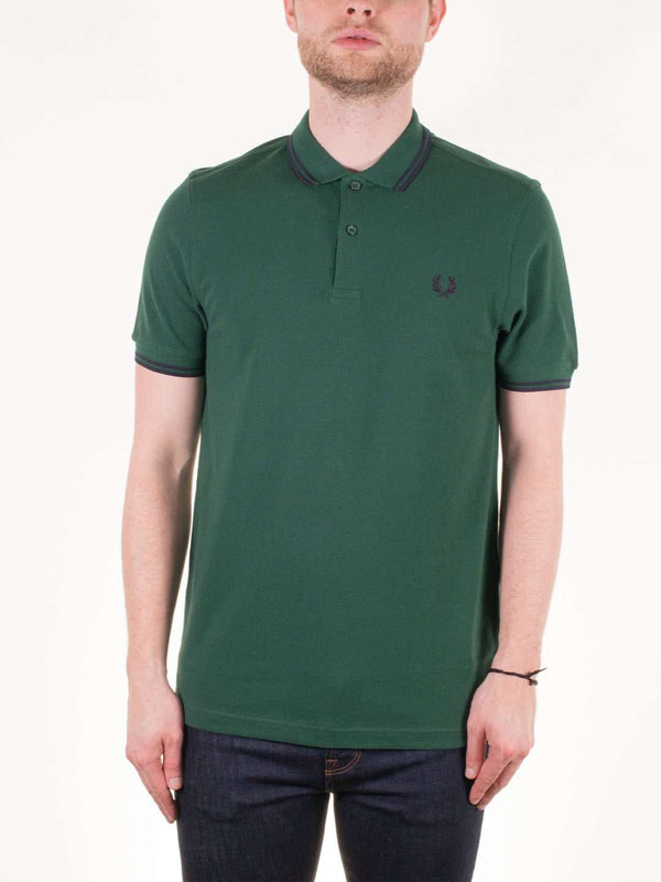 FRED PERRY SS Twin Tipped Polo Shirt