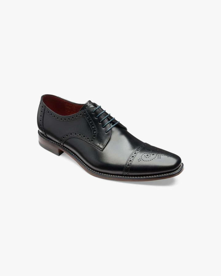 LOAKE Foley Calf Brogue
