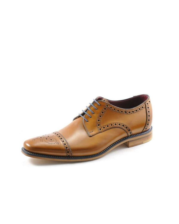 LOAKE Foley Calf Brogue - Revolver Menswear Bawtry
