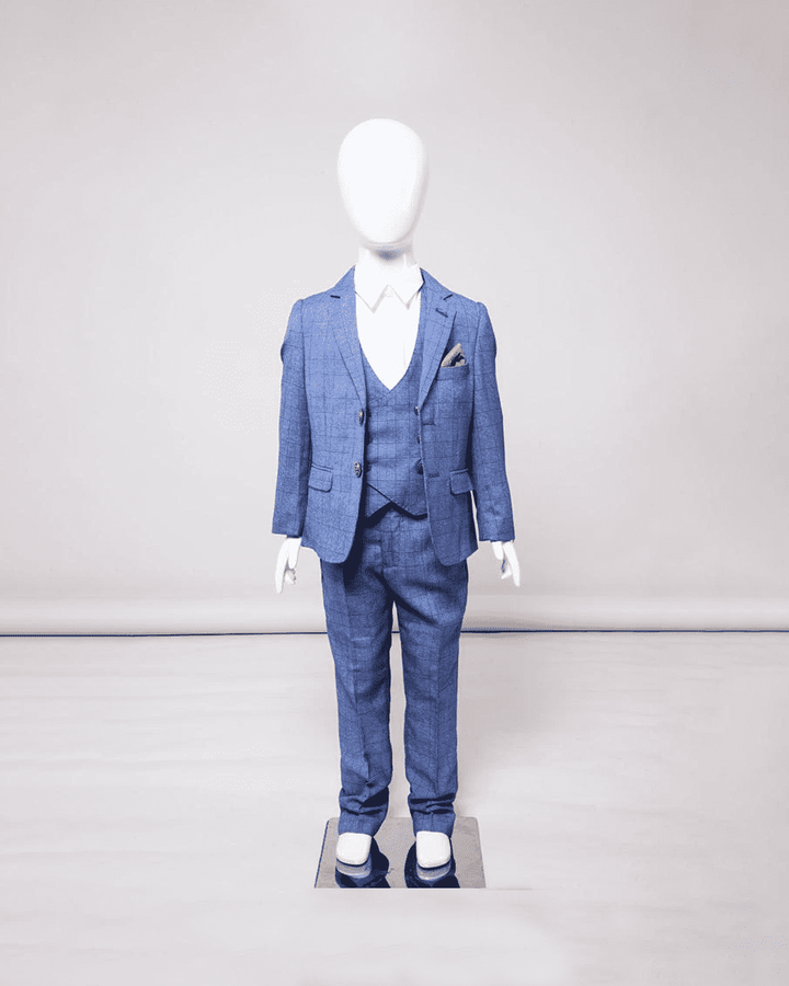 MARC DARCY George Kids 3 Piece Suit