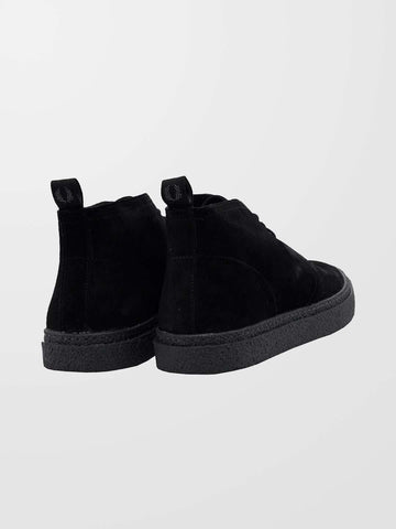 FRED PERRY Hawley Suede Boots
