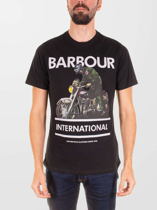 BARBOUR INTL. Heritage T-Shirt