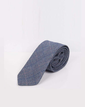 Marc Darcy Tweed/Check/Knitted Tie