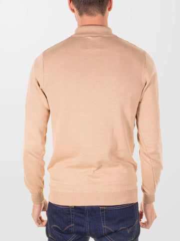 GUIDE LONDON Knitted LS Polo