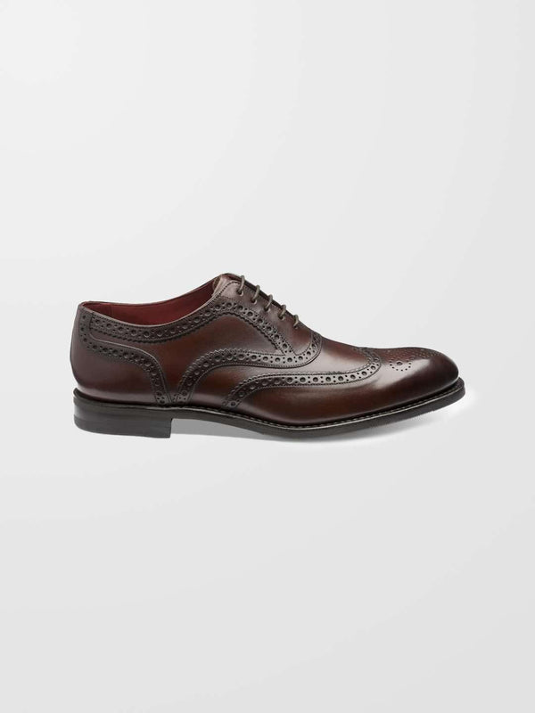 LOAKE Kerridge Oxford Spider Brogue