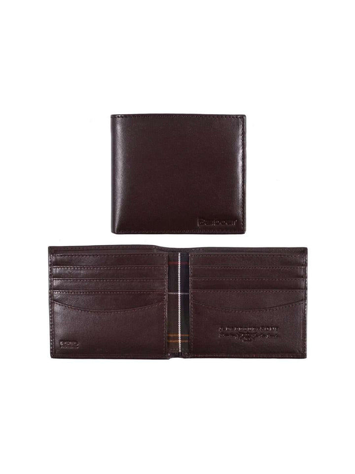 BARBOUR Kirkham Leather Wallet